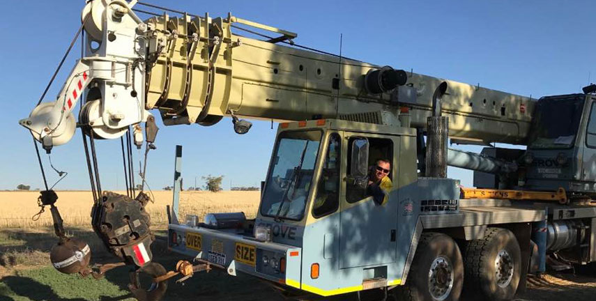 Crane Hire Merredin, Cranes Nungarin, Lifts for Farming Carrabin